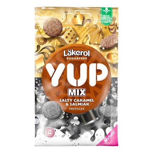Läkerol Yup Salty Caramel/Salmiak - 1-pack