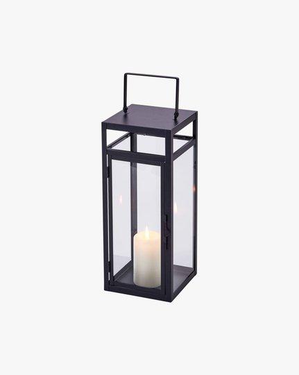 Arc Vigdan Small Lantern, Tummansininen, 16x16cm