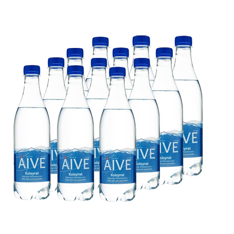 Vatten Kolsyrat 12-pack - 43% rabatt