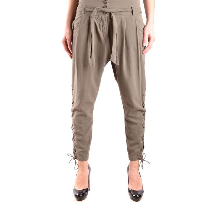 Pinko Women's Trouser Green 186739 - green 42