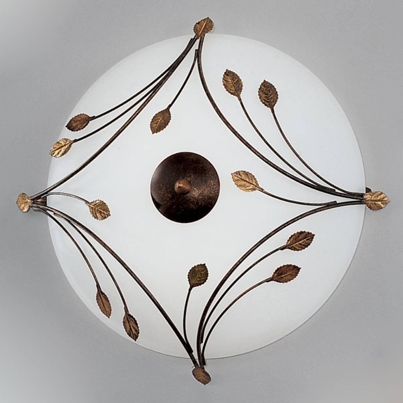 Foglie-kattovalaisin 46 cm, 2 lamppua
