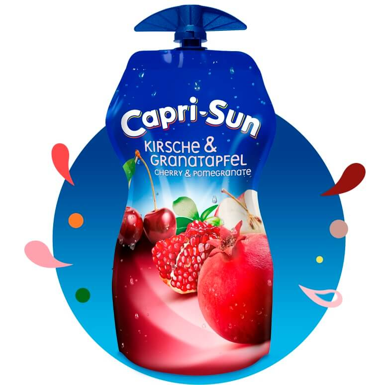 Capri-Sun - Kirsche & Granatäpple 33cl