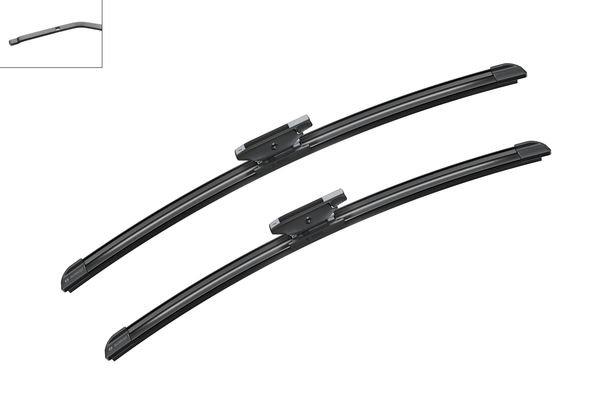 Flatbladesats A856S 450/485