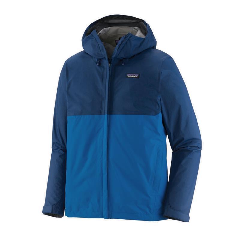 Patagonia Torrentshell 3L Jacket L Superior Blue
