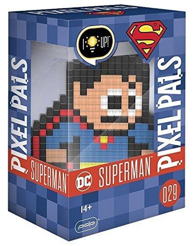 Pixel Pals Superman Justice League