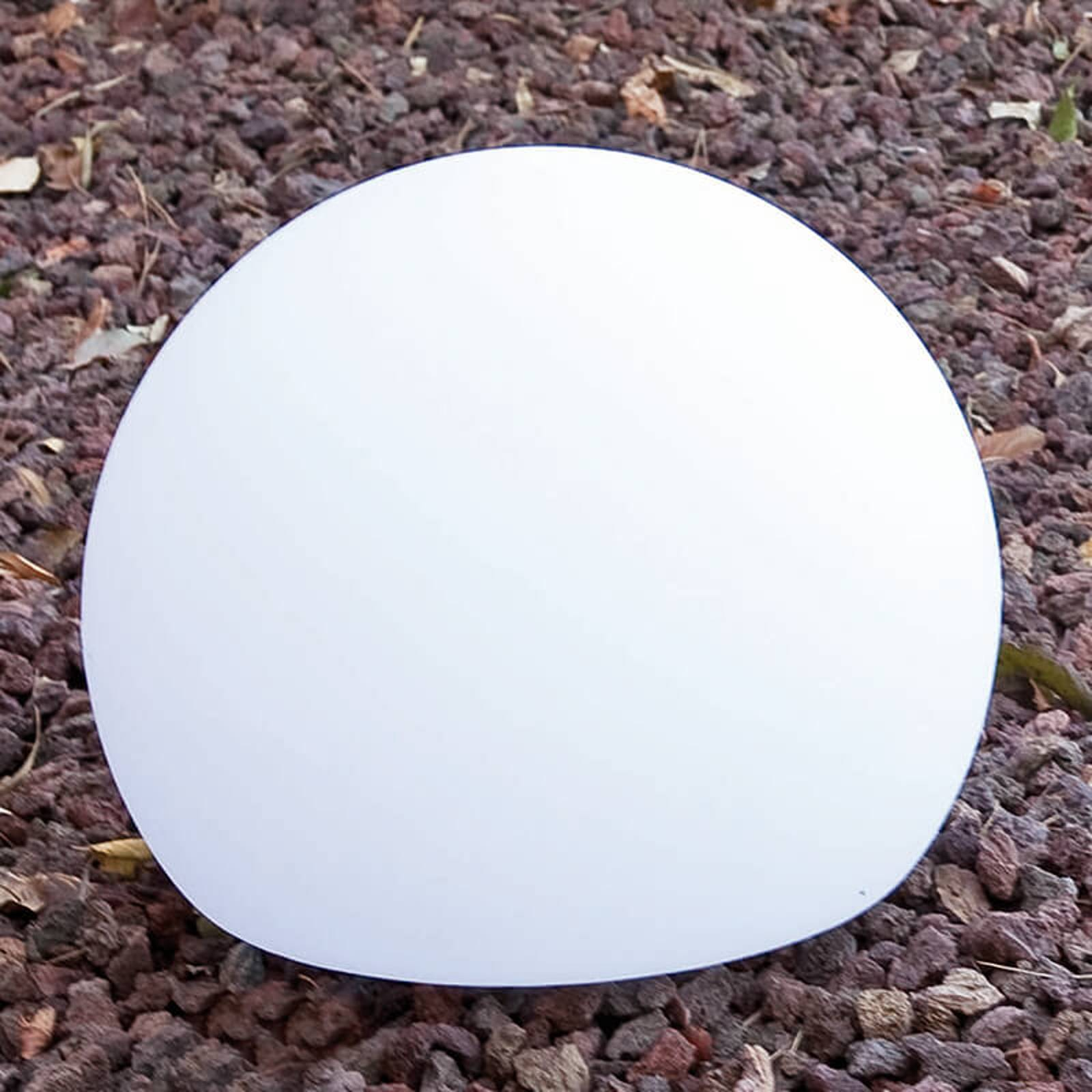 Pyöreä ulkokoristevalaisin Balda, 40 cm