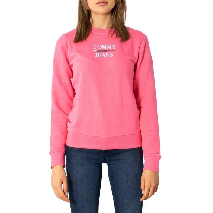 Tommy Hilfiger Jeans Women's Sweatshirt Various Colours 298758 - pink XXS