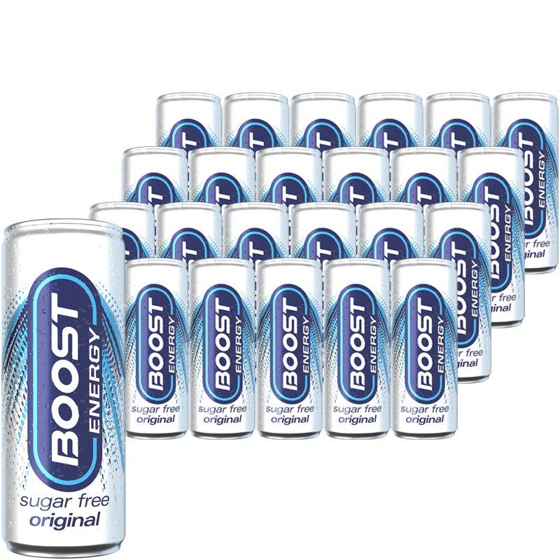 Energidryck Sockerfri 24-pack - 34% rabatt