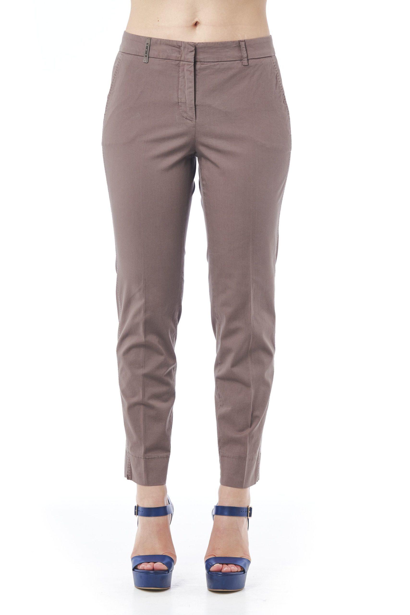 Marrone Jeans & Pant - IT46 | L
