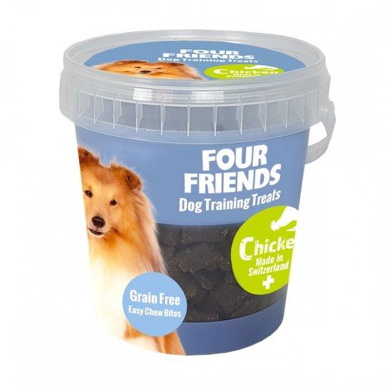 FourFriends Dog Training Treats Grain Free Chicken 400 g