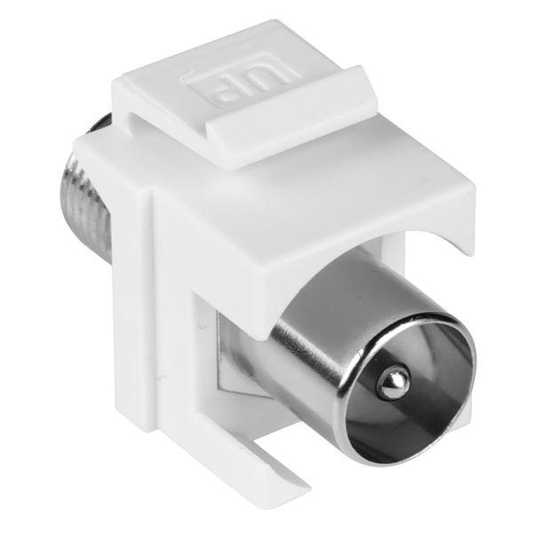 Elko EKO05503 Kontaktovergang F-kontakt, til IEC-kontakt