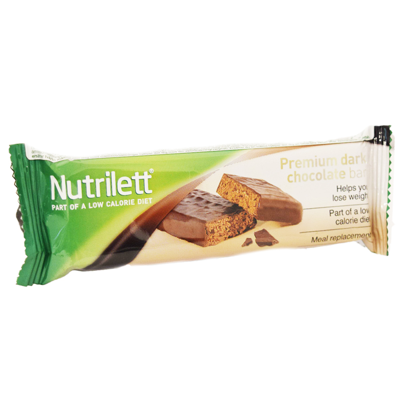 "Nutrilett Bar ""Dark Chocolate"" - 55% rabatt"