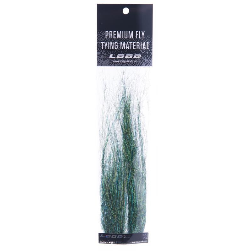 Loop Angel Hair 2g - Clearwater Green Fremragende fiberflash!