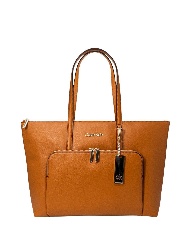 Calvin Klein Women's Handbag Various Colours 269988 - brown UNICA
