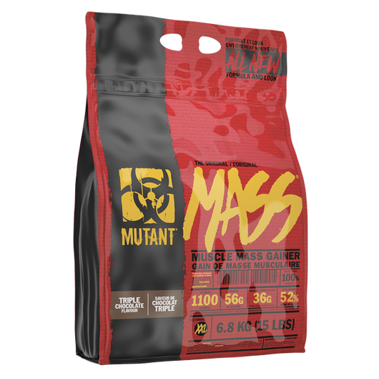 Mutant Mass, 6,8 kg