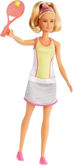 Barbie Dukke Tennis Player