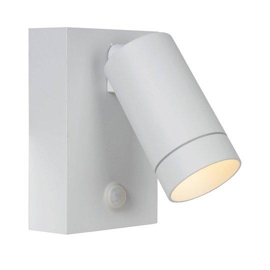 Utespot Taylor sensor, 1 lyskilde hvit