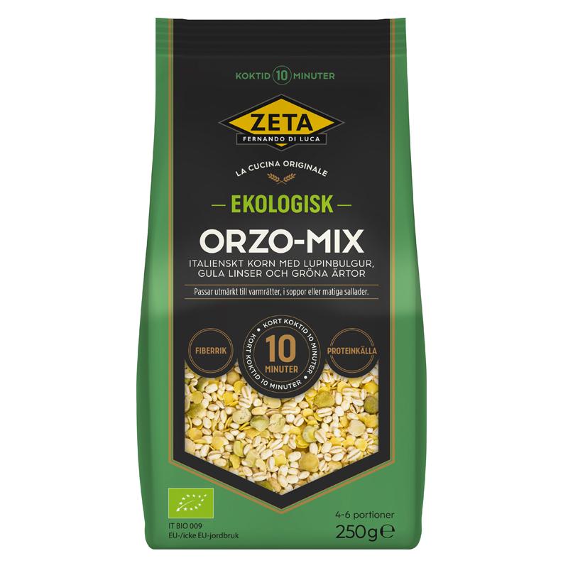 Eko Orzo-mix 250g - 36% rabatt