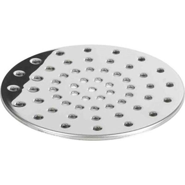 Gelia 3003036162 Sil for flisramme, rustfritt stål, 163 mm Uten utsparing