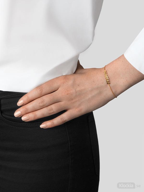 Syster P Armband Layers Simone - Guld BG1206