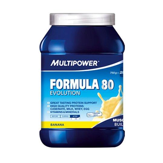 """Proteinpulver """"Banana"""" 750g - 63% rabatt"""