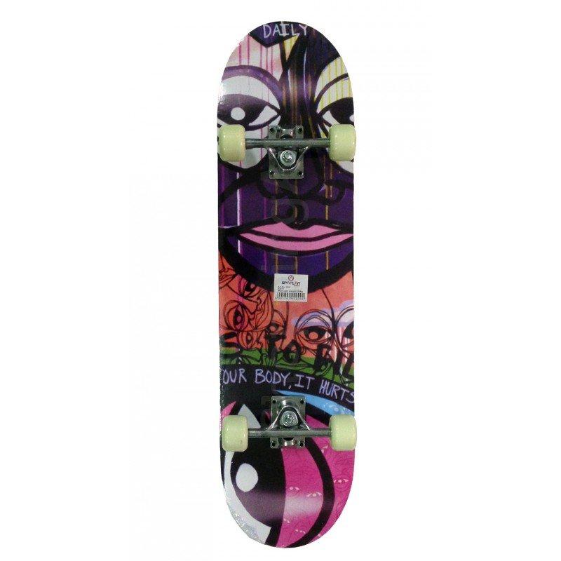 Spartan - Skateboard #2