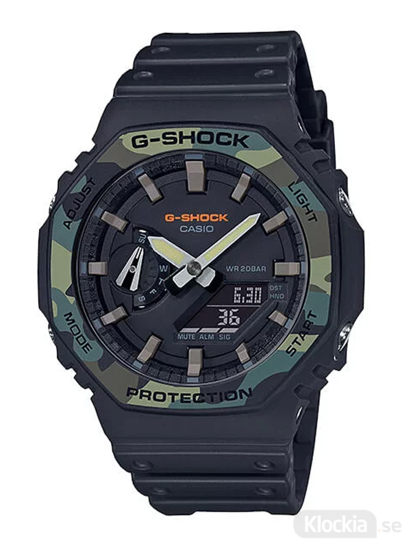 CASIO G-Shock Octagon Series GA-2100SU-1AER