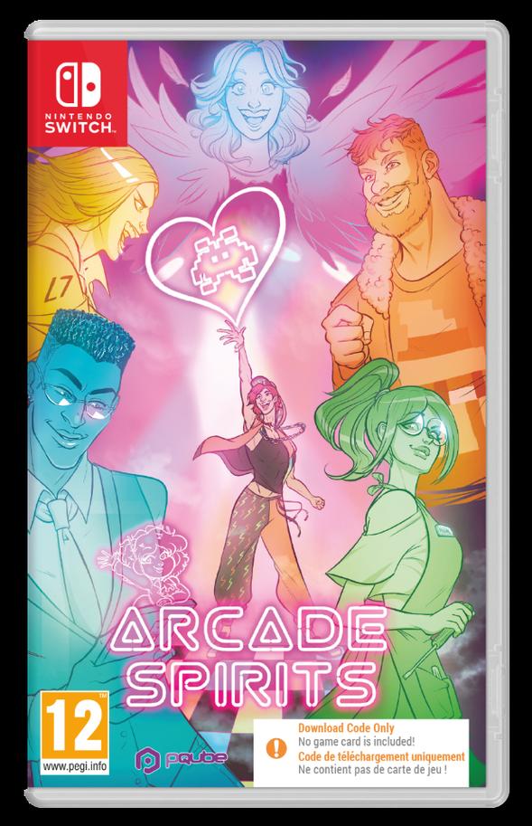 Arcade Spirits (Code in a Box)