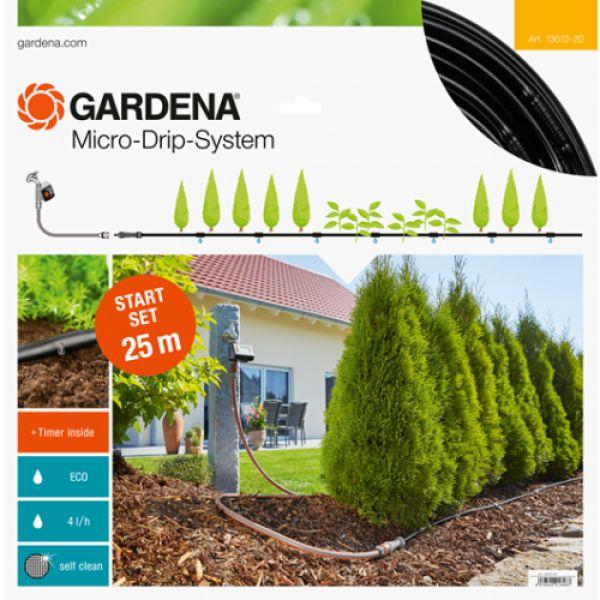 Gardena Micro-Drip-System Aloitussarja M, kasviriveille, automaattinen