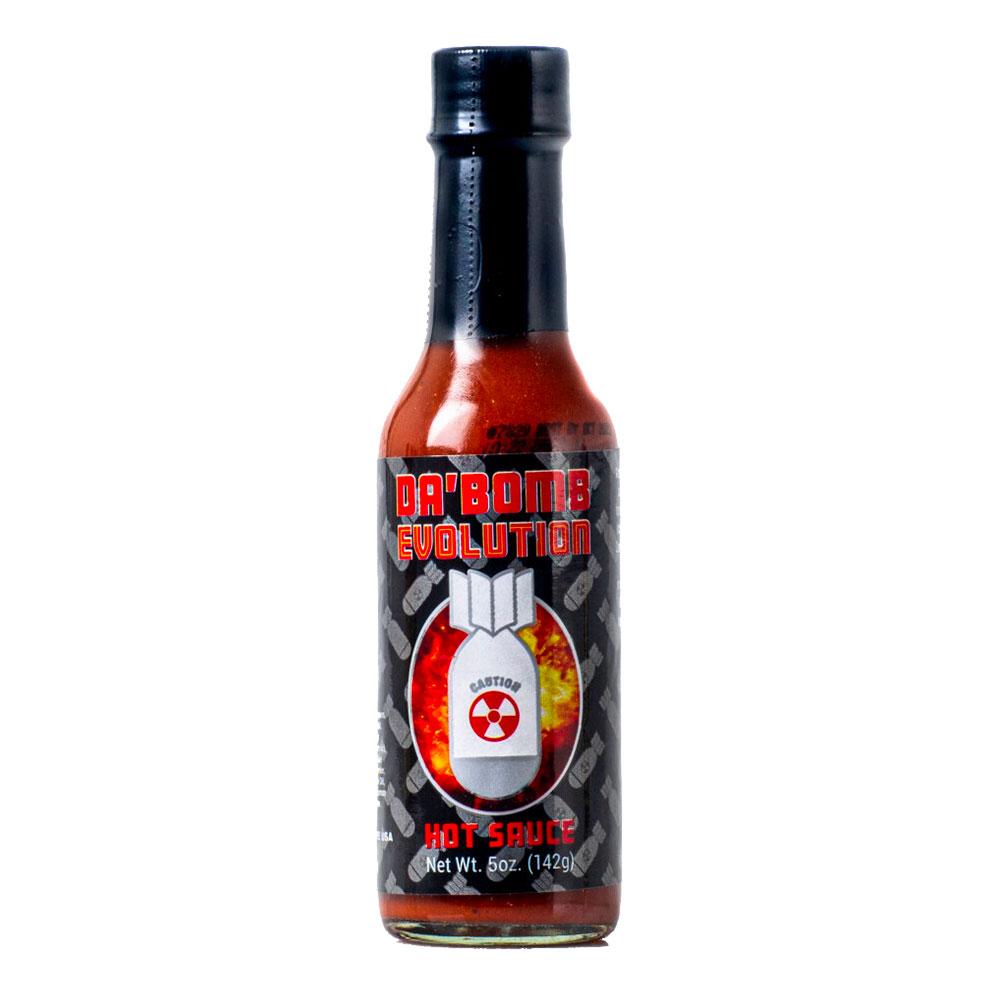 Da Bomb Evolution Hot Sauce - 142 ml
