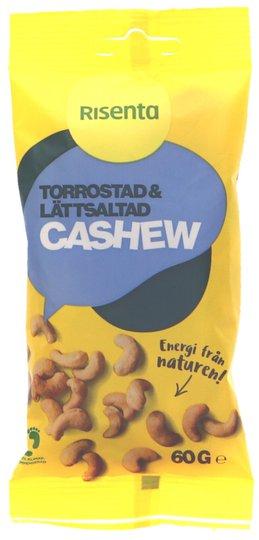 Cashewnötter Torrostade & Saltade - 15% rabatt