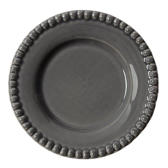PotteryJo - Daria Tallrik 18 cm Clean grey