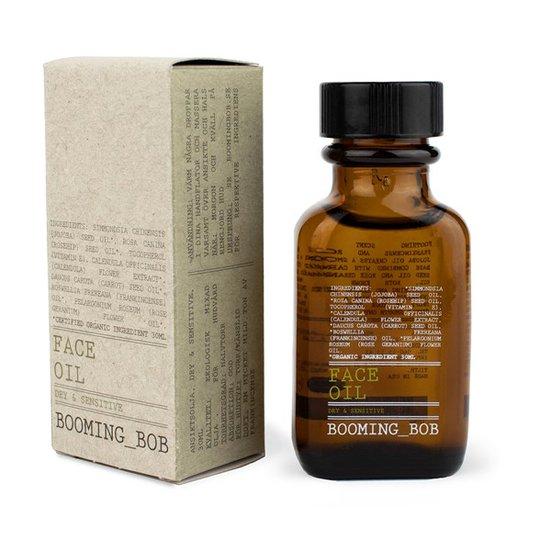 Booming Bob Face Oil Dry & Sensitive, 30 ml