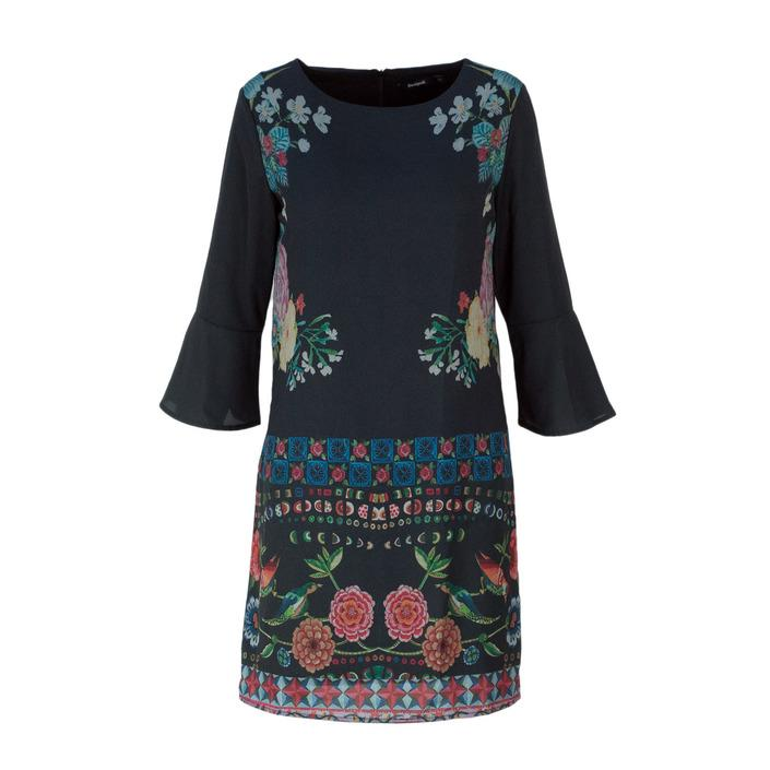 Desigual Women's Dress Black165224 - black 34