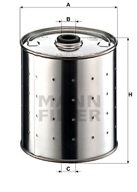 Öljynsuodatin MANN-FILTER PF 925 x