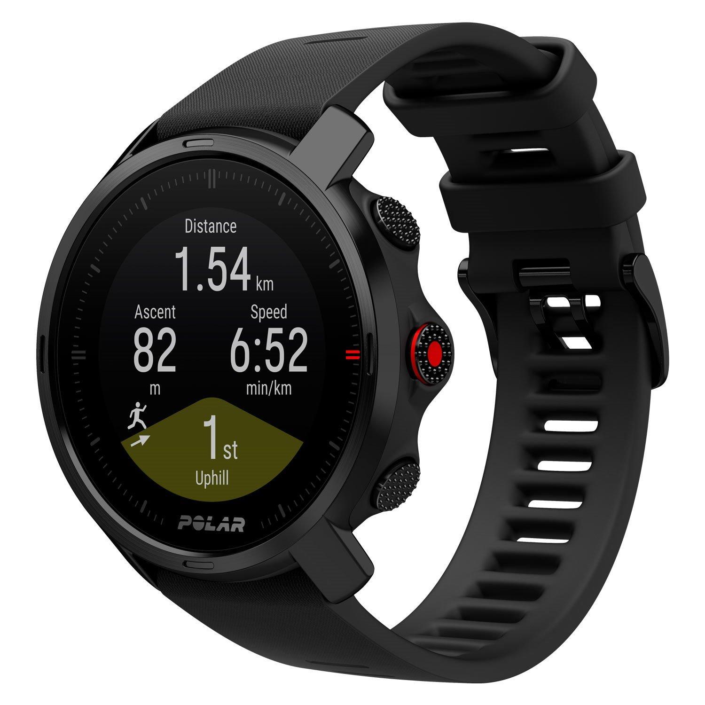 Polar - Watch GRIT X, Black (M/L)