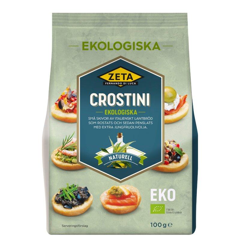 Crostini - 58% rabatt