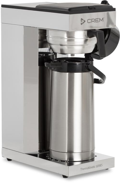 Crem Thermos M 2.2l Tk Kaffebryggare - Stål