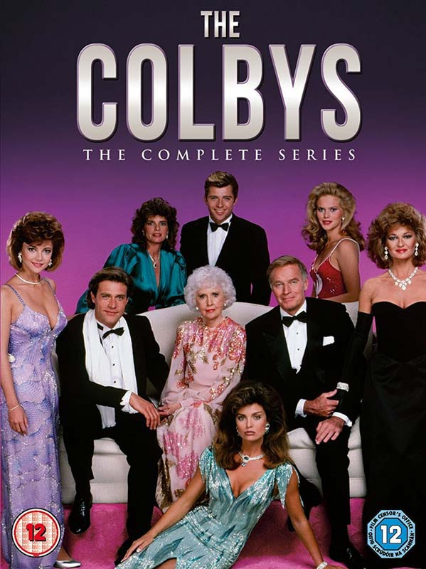 The Colbys The Complete Series - UK Import