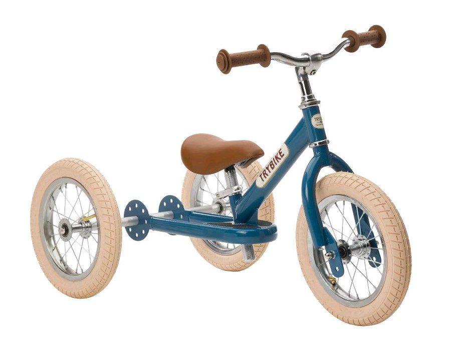 Trybike - 3 Wheel Steel, Vintage Blue