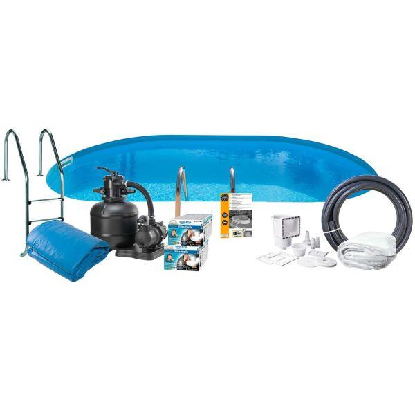 Swim & Fun 2783 Allaspaketti 7 x 3,2 x 1,5 m, 27 470 l