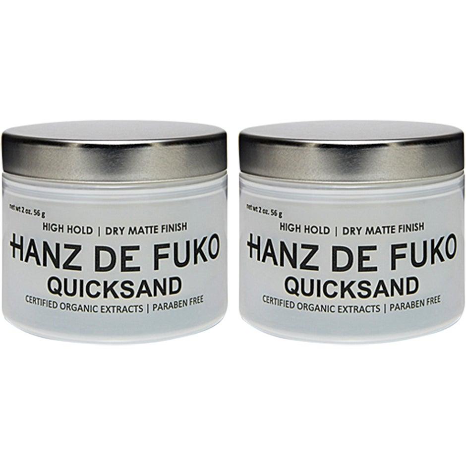Quicksand Duo, Hanz de Fuko Muotoilutuotteet
