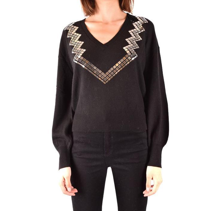 Pinko Women's Cardigan Black 279951 - black XS