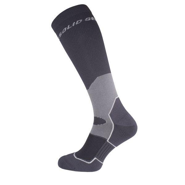 Solid Gear Compression Sock Strømpe grå 35-38