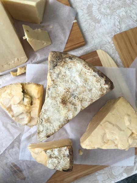 Gift it: Craft Beer & Neals Yard Cheese Pairing