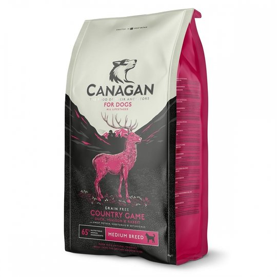Canagan Country Game (2 kg)