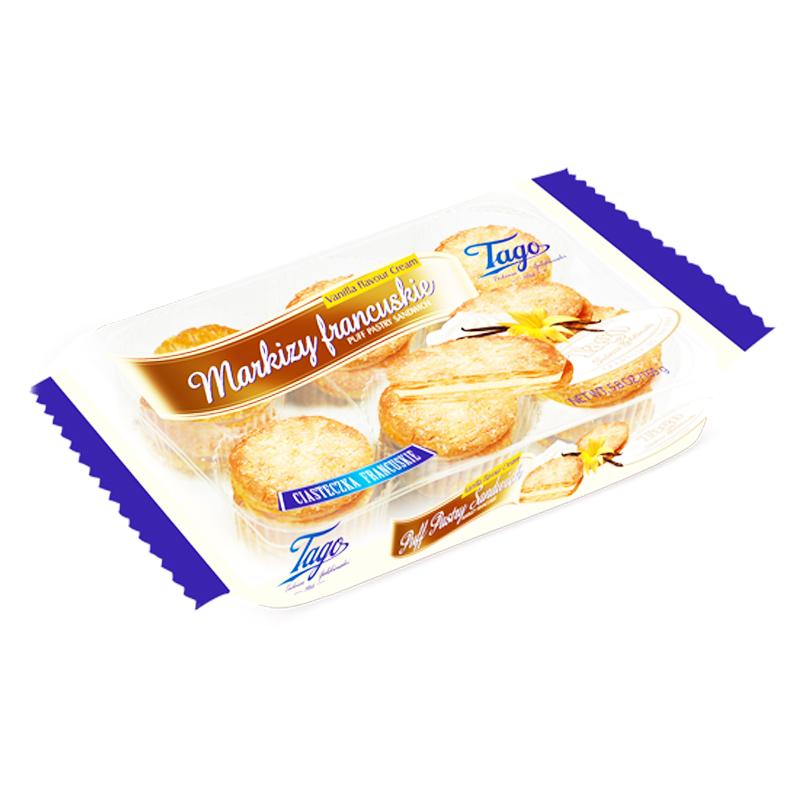 "Kex ""Sandwich"" Vaniljkräm 165g - 61% rabatt"