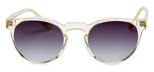 Qisono Classic Solbriller, Transparent