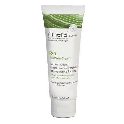 AHAVA - Clineral PSO Joint Skin Cream 75 ml