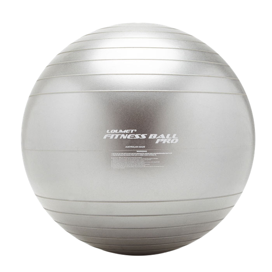 Loumet Pro Ball, grey, 55 cm